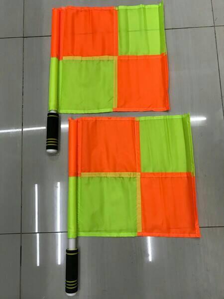 Hakim Garis Sepak Bola : hakim, garis, sepak, Bendera, Wasit, Hakim, Garis, Sepak, Futsal, Jakarta, Selatan, Sport, Tokopedia