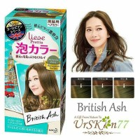 Jual Liese Prettia Bubble Hair Color ~ British Ash (NEW ...