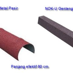 Harga Nok Baja Ringan Jual Genteng Metal Jakarta Timur Atapzinctruss Tokopedia