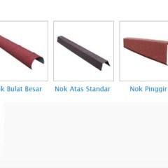 Harga Nok Baja Ringan Jual Genteng Metal Roof Kab Indramayu Cv A3 Hardware