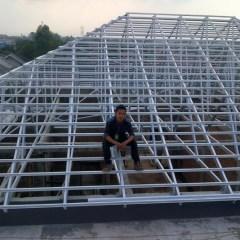 Harga Baja Ringan 2017 Depok Jual Pemasangan Rangka Atap C75 0 75 Jakarta Timur