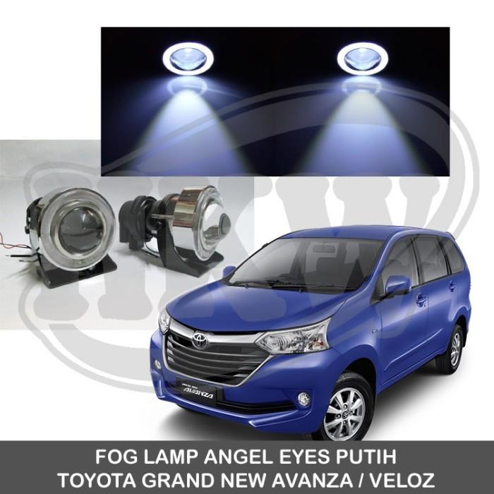 variasi grand new veloz all camry review jual fog lamp angel eyes putih toyota avanza hkw