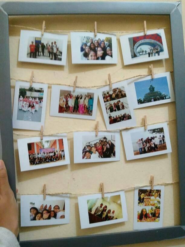 Cara Membuat Bingkai Poto : membuat, bingkai, Membuat, Bingkai, Polaroid, Kardus, Gambar, Kitan