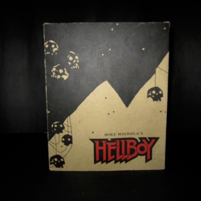 Jual Hellboy Qee Collection Red Version Vinyl Figure Jakarta Utara Logogog Toy Tokopedia