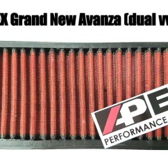 Simulasi Cicilan Grand New Avanza Wiper Jual Filter Udara Racing Apex Xenia Rush Dual Vvti
