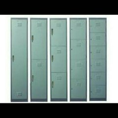 Loker Baja Ringan Bekasi Jual Locker Besi 6 Pintu Lemari File Kab