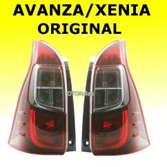 Lampu Belakang Grand New Avanza Toyota Yaris 2017 Trd Parts Jual Stop Xenia Veloz 2015 2016