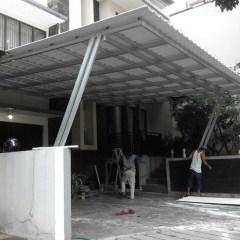 Kanopi Baja Ringan Tangerang Jual Atap Alderon Karawaci Kota