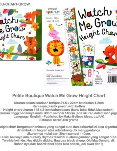Petbou chart grow petite boutique watch me height also jual rh tokopedia