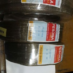 Baja Ringan Merk Pesona Jual Kabel Transparan Ukuran 2x120 Mm 2x120mm