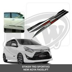 New Agya Trd Sportivo Grand Avanza 2017 Harga Jual Stiker Body Facelift Hkw Variasi Mobil