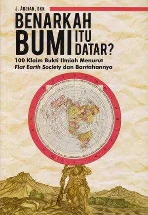 Bumi Datar : datar, Benarkah, Datar, Bekasi, Mahirabook, Tokopedia