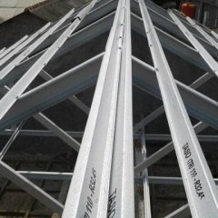 Harga Cnp Baja Ringan 1mm Jual Taso Kota Depok Indo Global Steel Tokopedia