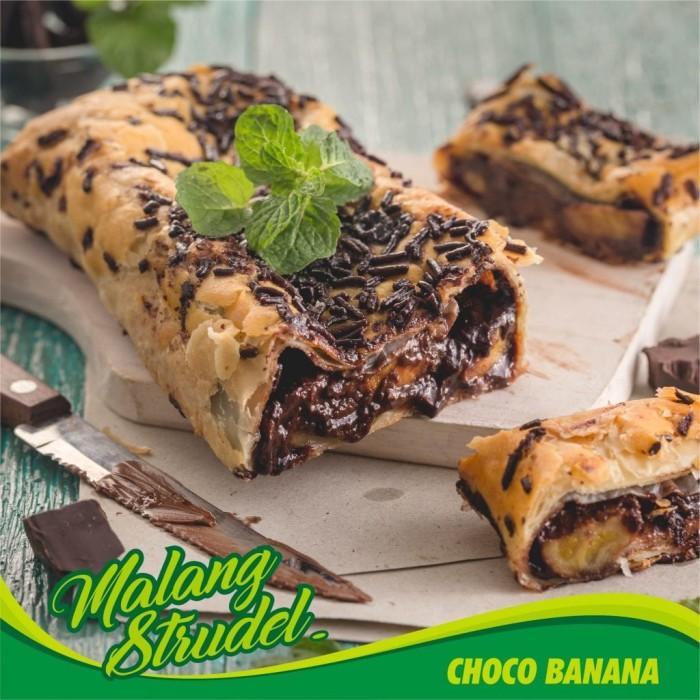 Jual Malang Strudel Coklat Pisang Choco Banana Teuku Wisnu