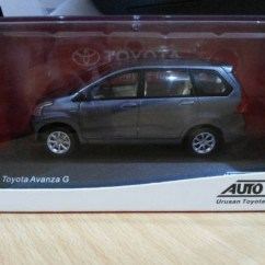 Diecast Grand New Avanza Vs Veloz Jual Miniatur Toyota G Raja Tokopedia