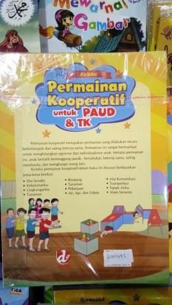 Jual Koleksi Permainan Kooperatif Untuk Paud Tk Dki Jakarta