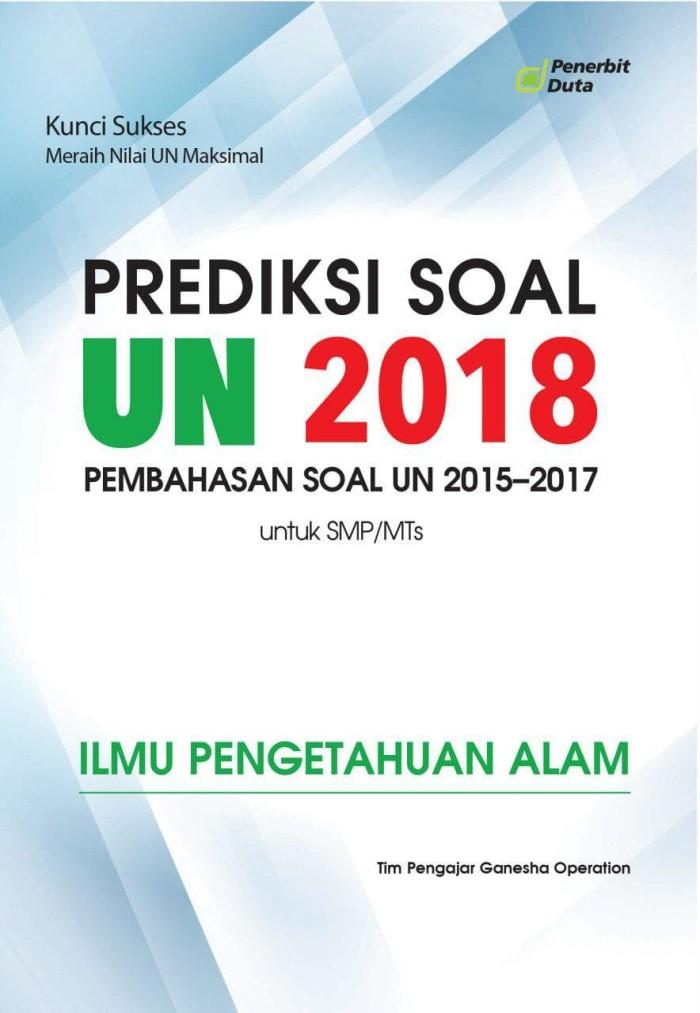 Prediksi Un 2018 : prediksi, Prediksi, Kumpulan, Bandung, PENERBIT, Tokopedia