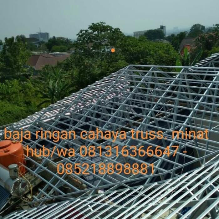 baja ringan murah di marunda jual kota bekasi karya truss tokopedia
