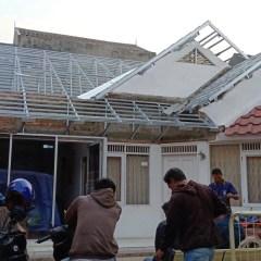 Jual Baja Ringan Bekasi Rangka Atap Kota Wahana