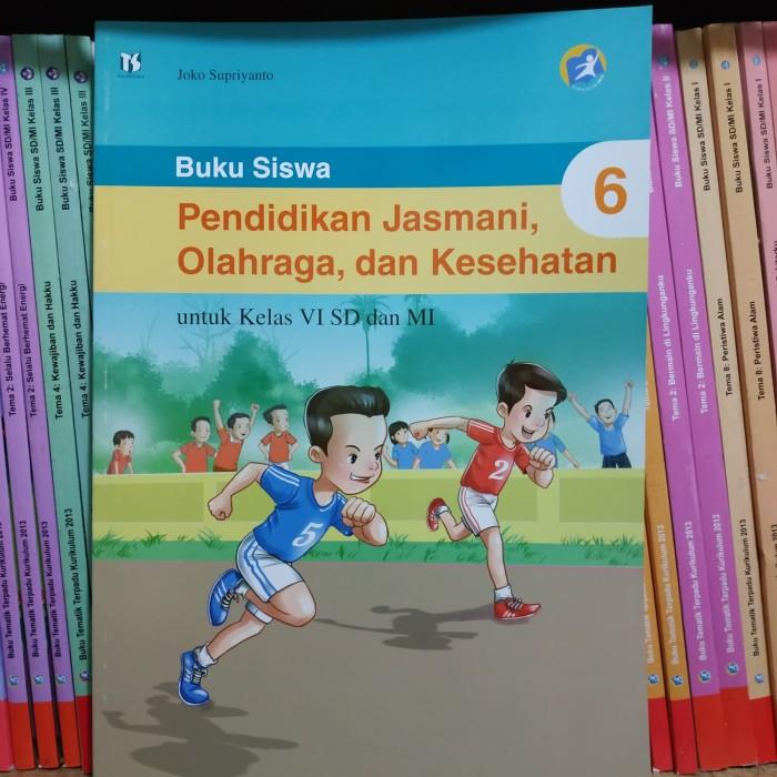 Hak cipta buku ini pada kementerian pendidikan nasional. Download Buku Pjok Kelas 2 Sd Kurikulum 2013 Pdf - Guru Galeri
