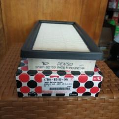 Harga Filter Udara Grand New Avanza Ukuran Veloz Jual Great Xenia Original