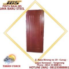 Jual Baja Ringan Batam 081233888861 Jbs Dimensi Steel Door Jua