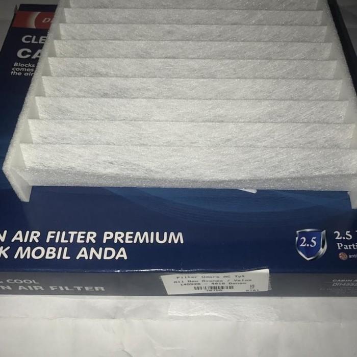 harga filter udara grand new avanza kijang innova facelift jual kabin ac all denso 70756