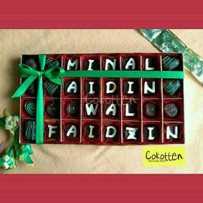Jual Cokelat Kata Kata Kalimat Ucapan Selamat Hari Raya Idul Fitri