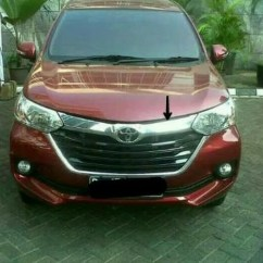 Cover Grill Grand New Avanza Limited Edition Jual Hood Moulding Great Xenia