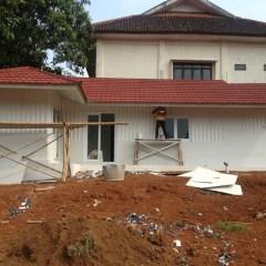 Baja Ringan Jatiasih Jual Rangka Atap Terpasang Kota Bekasi