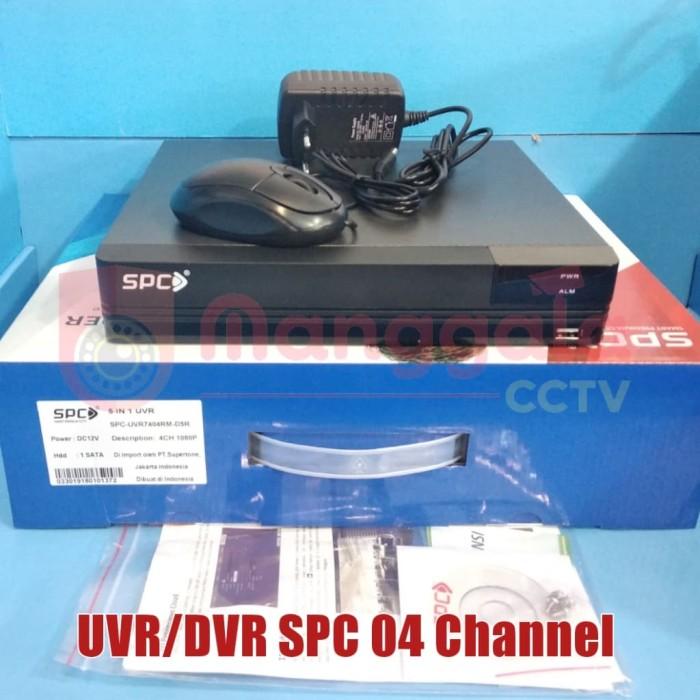 Hasil gambar untuk SPC UVR 5in1 SPC 4-channel