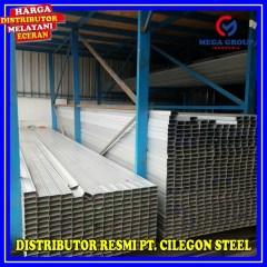 Harga Cnp Baja Ringan 1mm Jual Cilegon Steel Sticker Hijau Tebal X 6m