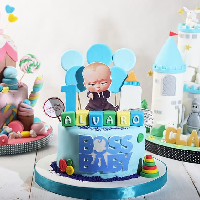 Jual Baby Boss Cake Kue Ulang Tahun Lapis Surabaya Jakarta Barat