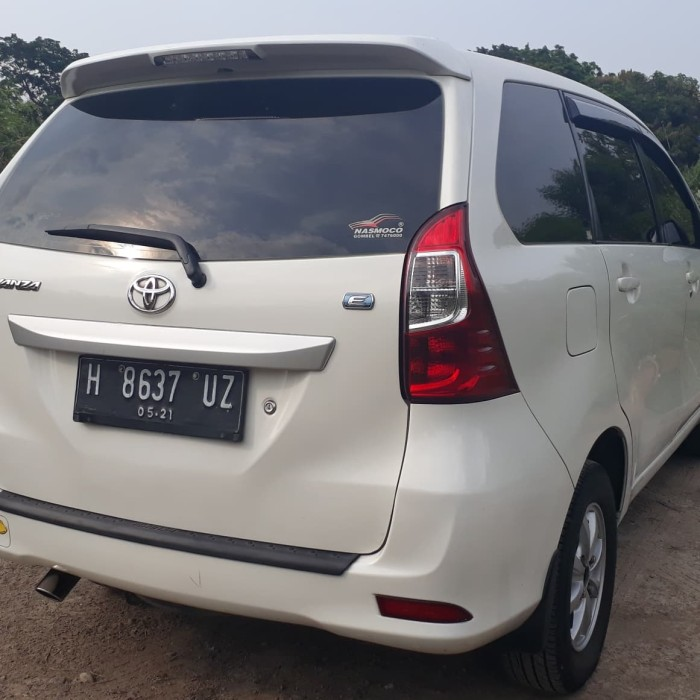 grand new avanza tipe e wiper jual 2016 manual ardiejaya tokopedia