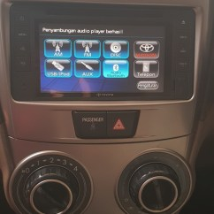 Head Unit Oem Grand New Veloz Kelemahan Avanza Jual Original Toyota