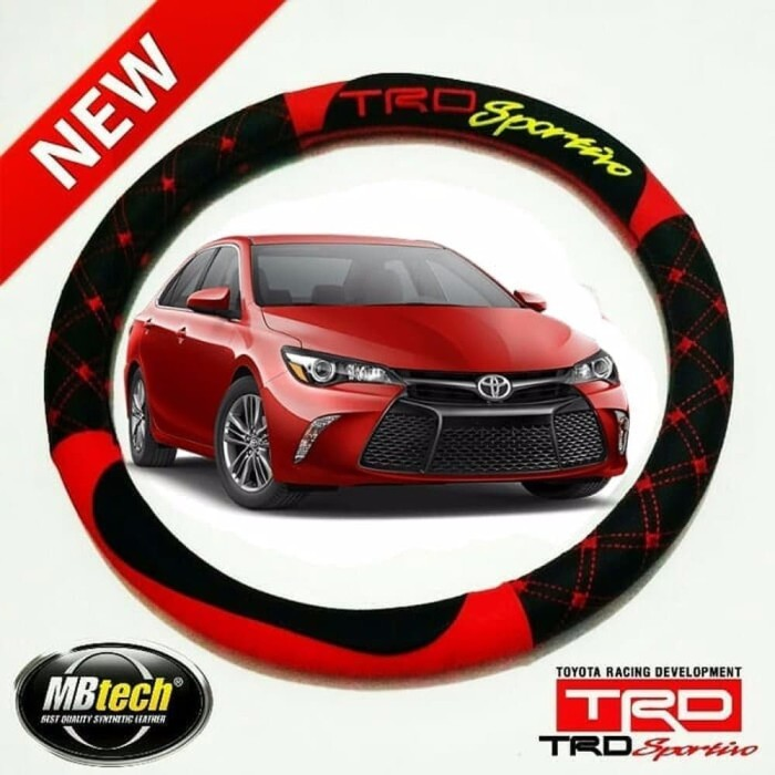 toyota yaris trd limited kekurangan grand new veloz jual unik cover stir mobil sportivo