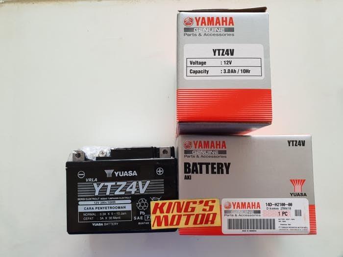 Aki Motor Yamaha Mio J Gt M3 125