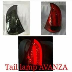 Stop Lamp Led Grand New Veloz Perbedaan Avanza G Dengan Jual Stoplamp All 2012 2018 Smoke Bar