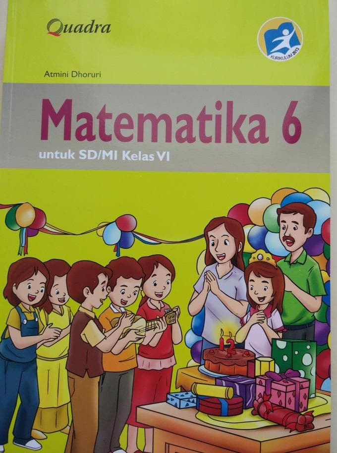 Buku paket matematika kelas 10 sma kurikulum 2013. Kunci Jawaban Buku Quadra Matematika Kelas 5 Halaman 27 Siswapelajar Com