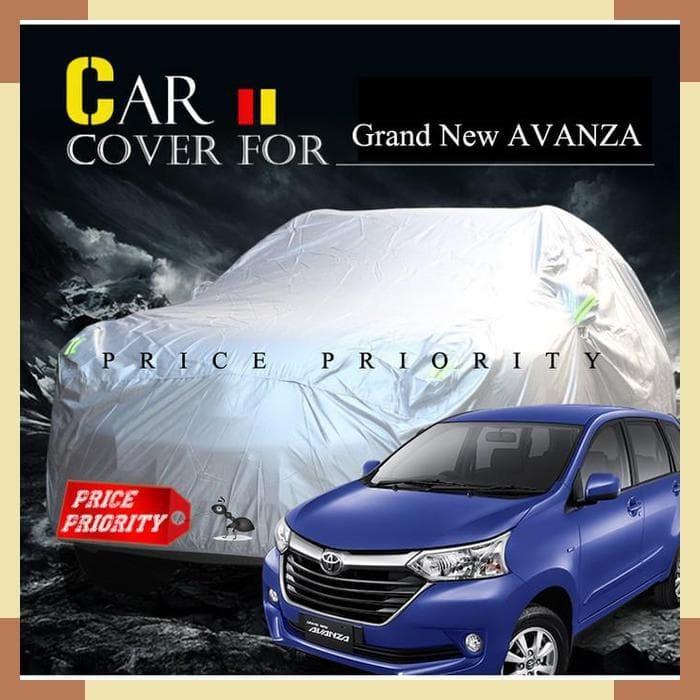 cover mobil grand new avanza all kijang innova 2015 jual body sarung polyesther