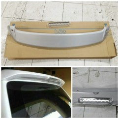 Spoiler Grand New Avanza Interior Veloz 1.5 Jual Rear All Great Xenia Kjs Silver Plus Lampu