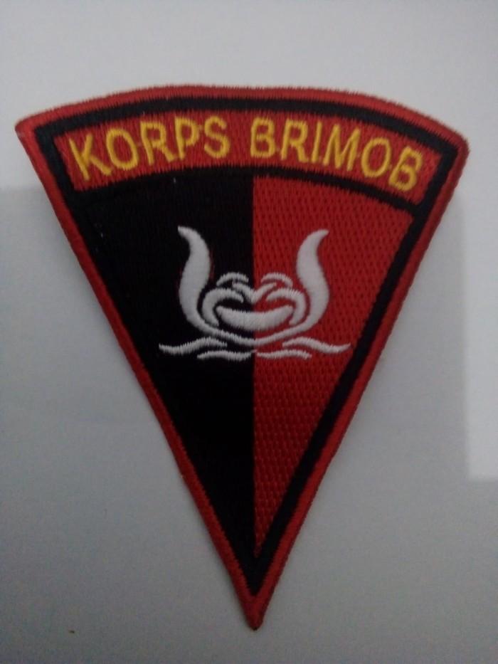 Logo Brimob Vector : brimob, vector, Gambar, Brimob, Terbaik, Koleksi