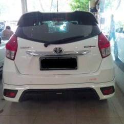 Bodykit All New Yaris Trd Grand Avanza Veloz Luxury Jual Toyota Sportivo