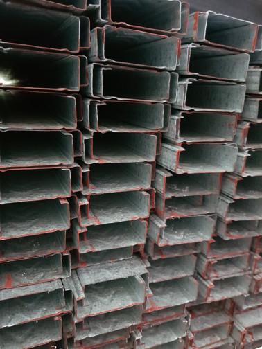 harga baja ringan merk jual galvalum kencana kanal c truss c75 0 75mm