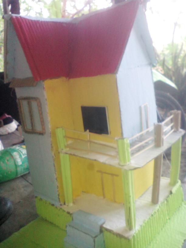 Sketsa Miniatur Rumah Dari Kardus : sketsa, miniatur, rumah, kardus, Sketsa, Gambar, Rumah, Kardus, Terlengkap, Koleksi