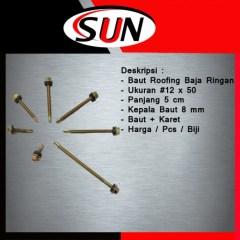 Ukuran Standar Baut Baja Ringan Jual 12 X 50 5cm Roofing