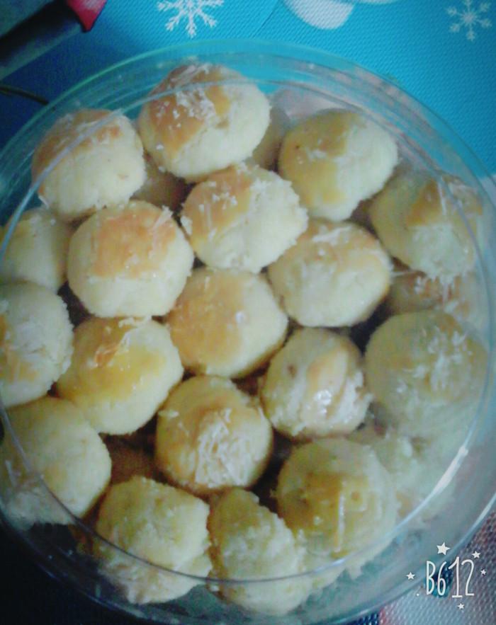 Nastar Nanas Lembut : nastar, nanas, lembut, Nastar, Nanas, Lembut, Coklat, Ciracas, My_hanni, Cake&cookies, Tokopedia