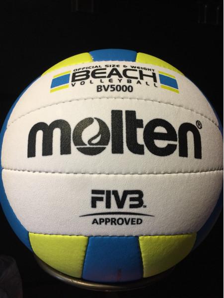 Bola Volly Pantai : volly, pantai, Volley, Pantai, Molten, Original, BV5000, Handstitcher, Beach, Jakarta, Pusat, Ariefff, Tokopedia