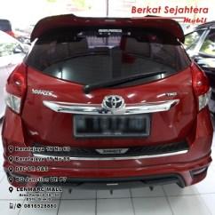 New Yaris Trd Sportivo 2014 Grand Avanza Modifikasi Velg Jual Toyota 2016 Facelift Berkat Sejahtera