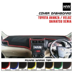 Grand New Avanza Pilihan Warna Vs All Jual Cover Dashboard Toyota Alas Dasboard Plus Antislip